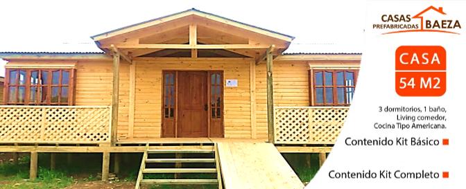 Casa 54 m2