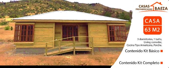 Casa 63 m2